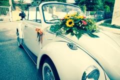 Auto per matrimonio