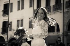 Sposa contenta