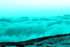 azzurrino su nuvola