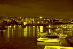 giallino su mare e barche
