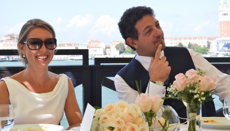 Wedding a Venezia